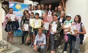 Успешно прошли II и III  Международный интеграционный творческий фестиваль-конкурс-пленэр в Крыму