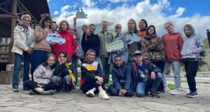 В Северной Осетии завершился международный творческий конкурс пленэр